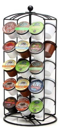 Keurig K-Cup Carousel Tower for 30 K-Cups, by Epica TM: Amazon.com: Kitchen & Dining