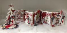 Boxed Christmas Cards, Navidad