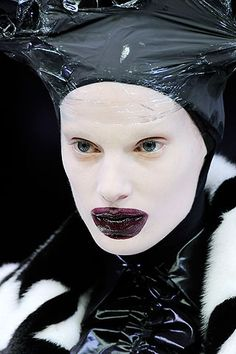 Alexander McQueen Leigh Bowery Inspired