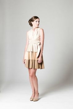 Bridesmaid DressWillow Convertible Wrap by MuseBridalBoutique, $195.00