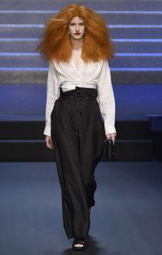 Jean Paul Gaultier catwalk - Paris Fashion Week