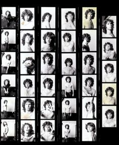 MENy Faces - The Young Lion (titolo originale Jim Morrison, The Doors, The American Poet) di Joel Brodsky, 1967 Damon Albarn, The Doors Jim Morrison, Pam Morrison, Lions Photos, Contact Sheet, The Doors Of Perception, American Poets, Keith Richards, Band Aid