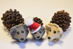 Hello! I love hedgehogs! I think that they are so adorable and I love all the little hedgehog, amigurumi, hats, mittens etc that I've ...