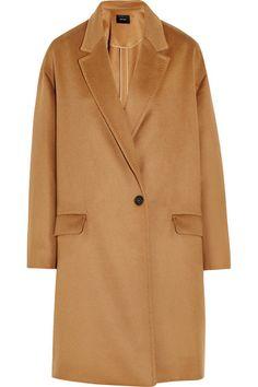 Isabel Marant   Corey wool and cashmere-blend coat   NET-A-PORTER.COM