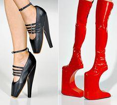Bizarre Shoes