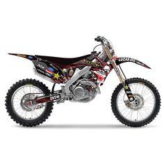 FX Brian Deegan FMX Graphics Kit w Backgrounds Honda CRF 150 R RB | eBay...For Grant