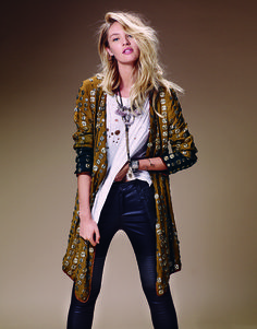 Exclusive: Free People's Guide To Wearing Fall's Biggest Trend Now via @WhoWhatWear