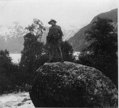 Nikolai Astrup at Myklebust.