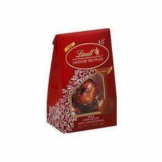 Lindt Lindor Truffles Milk Chocolate