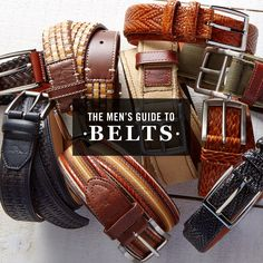 Your belt questions, answered