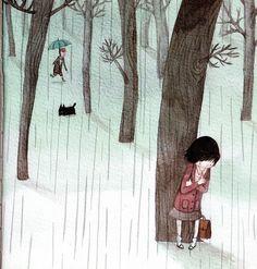 «La nena i el monstre»