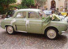Wedding classical cars - Gelin arabaları