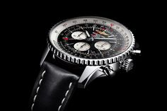 BREITLING NAVITIMER GMT  Breitling announces a new version of one of its longest-running models, the Navitimer. The new watch is targeted towards travelers as it houses their in-house B04 movement which is their B01 with an added GMT function. Of course, the watch remains a toolwatch through and though with its circular slide rule and chronograph functionality. The case of the watch comes in at 48mm and will come in steel or 18k Red Gold.