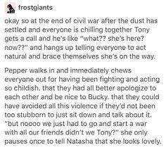 Pepper Potts marvel mcu avengers aou cacw OMG LOVE THIS