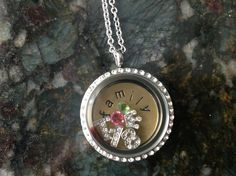It's trisomy awareness month!  Make a locket to honor a loved one with Trisomy 18, 13 or 21..or other chromosome disorder!  http://www.southhilldesigns.com/janicepalumbos  #trisomy 18  #locket  #jewelry