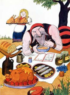 Tomi Ungerer - my favorite childhood picture book
