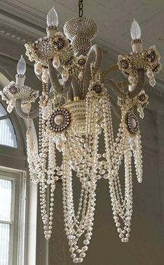 Pearl Chandelier #Pearl Lights #Celebrity Weddings  #Wedding Pearls #CelebStyleWed # Celebrity Style Weddings  #Pearl Jewelry #Pearl Necklace #Pearl Earrings #Pearl Cuff #Pearl Bracelet #Pearl Clutch