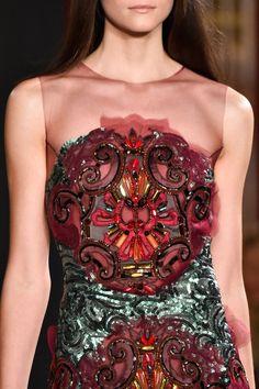 Valentin Yudashkin - Paris Fashion Week - Fall 2015