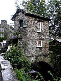 love a stone house