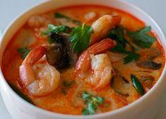 Готовое блюдо — Суп Том Ям