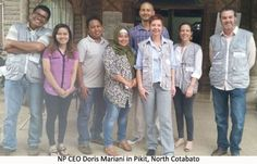 NP CEO in Pikit North Cotabato #Peaceforce #Philippines #Myanmar