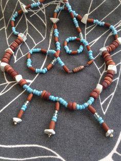 Halskette Indio von FKBMartandaccessoire auf Etsy