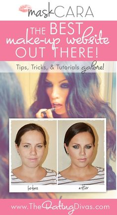 This website is UNREAL amazing! So many easy-to-apply makeup tutorials! Go from looking drab to fab in less than 15 minutes! by maria.t.rogers