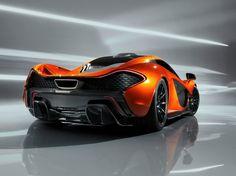 McLaren's Paris concept a high-tech supercar | Paris Motor Show - CNET Reviews