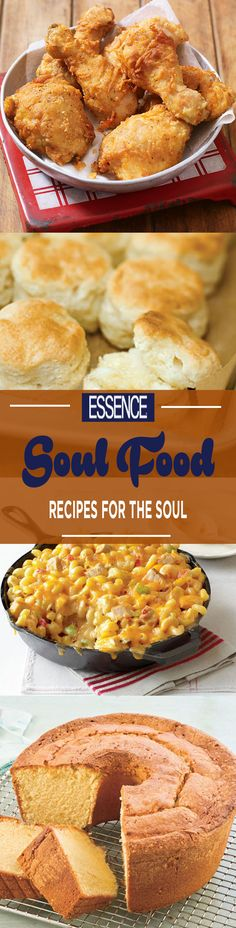 These soul food recipes will leave your mouth watering | Essence.com                                                                                                                                                                                 More