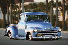 1951 Chevy 3100 Custom