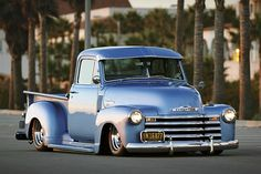 1951 Chevy pickup truck, I love this! @Cynthia Morris, I am totally begging Jeff to get me this one day, :D.