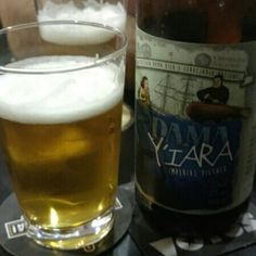 Dama Bier Y-iâra Imperial Pilsen