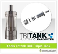 If you put 2 of these on a double tank mod---you could have 6 different e--flavors--wow