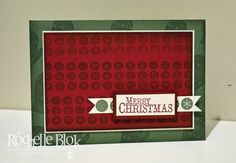 The Stamping Blok - Festive Friday #38 By Rochelle Blok