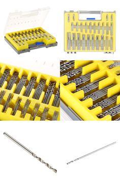 [Visit to Buy] 150 Piece Hss Twist Drill Set 0.4-3.2mm Miniature Micro Mini Bits Wood Arts Crafts Mini Micro Drill Bits For Craft Model Hobby #Advertisement