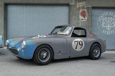 My project Car! Austin Healey 1000GT by Peel Coachworks