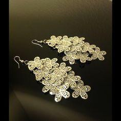 floral earrings. Cute floral earrings Jewelry Earrings