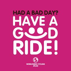 Riding is the solution!