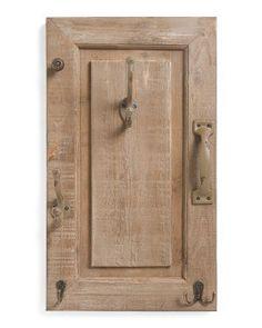 Wooden Coat Hook Wooden Coat Hooks, Door Handles, Organization, Modern, Home Decor, Products, Getting Organized, Organisation, Trendy Tree
