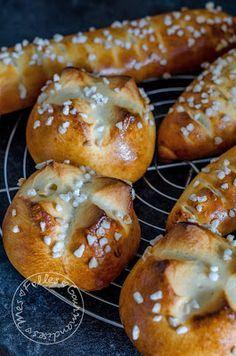 Mes Folles Gourmandises: Des petits pains au lait comme des brioches !