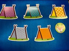 Little Deer - Fun forest/camping themed twist on Little Mouse! Little deer, little deer Playing hide and seek Ar - Flannel Board Stories, Felt Board Stories, Felt Stories, Flannel Boards, Forest Crafts, Pete The Cats, Kids Sand, Flannel Friday, Finger Plays