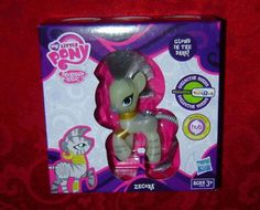 My Little Pony G4 Zecora zebra glows in the dark Toys R Us exclusive