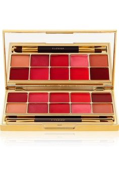 Beautiful lip palette