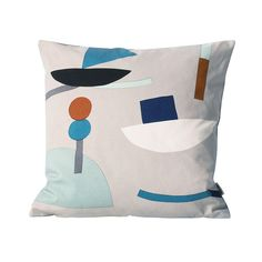 ferm LIVING Furniture featuring Baby Gear & Apparel, Baskets & Bins, Bath Towels and more on Danish Design Store. Childrens Cushions, Duvet, Accent Pillows, Throw Pillows, Danish Design Store, Modern Pillows, Printed Cushions, Cushion Fabric, Living Furniture