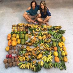 Conquering Diabetes with Fruit-Based Diet - Interview: Robby Barbaro Vegan Recipes Plant Based, Raw Vegan Recipes, Healthy Recipes, Vegan Cru, Fruitarian Diet, Fruit Diet Plan, Fruit Storage, Low Carbohydrate Diet, Eating Raw