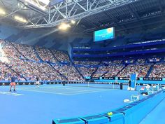 Not a bad turn out for a practice session huh just a mere 6000 fans