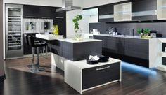 Kitchen Collection, Kitchen Equipment, Double Vanity, Modern Design, Interior Design, Table, German, Decorating Kitchen, Modern Interiors