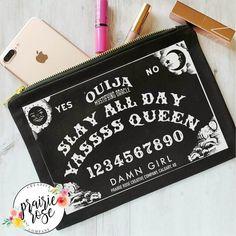 Ouija Board makeup b