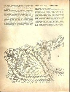 Lace Doilies, Crochet Doilies, Crochet Lace, Crochet Doily Diagram, Filet Crochet Charts, Crochet Table Runner, Crochet Tablecloth, Pineapple Crochet, Table Runners