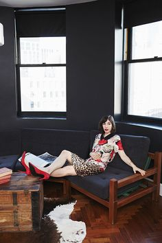 Why Carrie Brownstein Is Portlandia's Punk Goddess #Refinery29